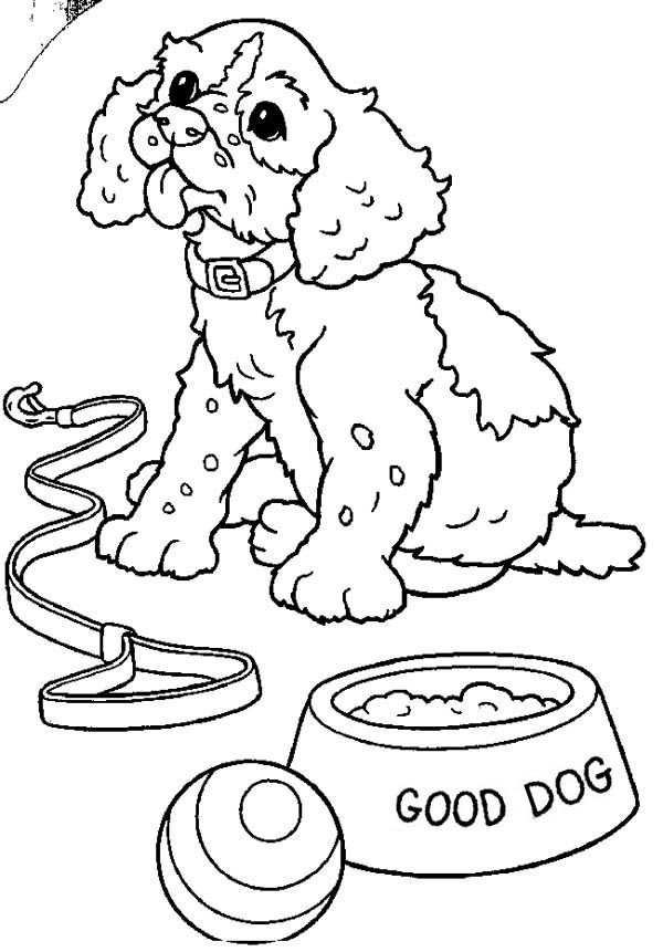 Dog Very Soppy Dog After Eating Coloring Page Puppy Coloring Pages Dog Coloring Page Pokemon Coloring Pages