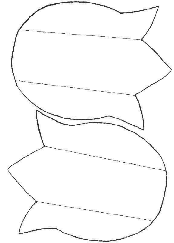 Tulp knutselen