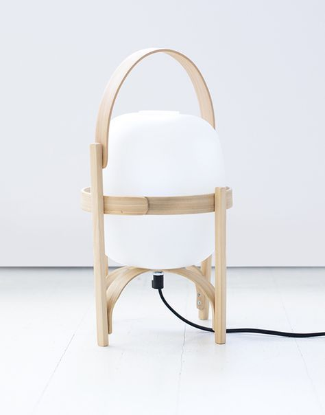 Cestita Lamp _ The Fine Store
