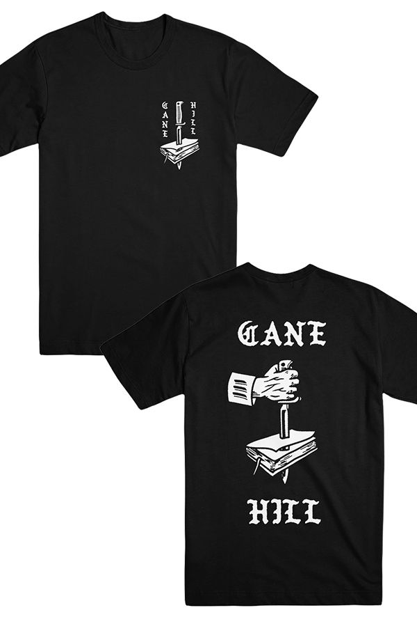 LINES T-Shirt New Official CANE HILL