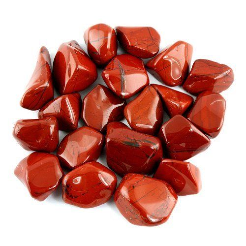 Red Jasper is considered the stone of endurance, and was carried by warriors to instill within them courage and to protect them -- Red Jasper Meaning and Uses