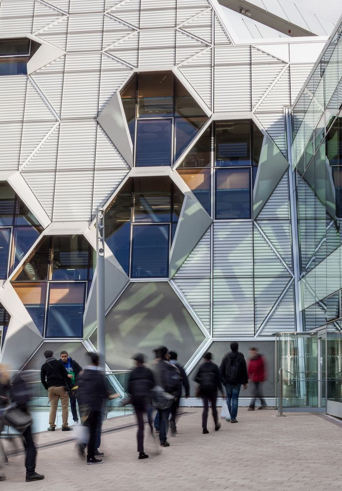 Gallery - Coventry University, Faculty of Engineering and Computing / Arup Associates - 2
