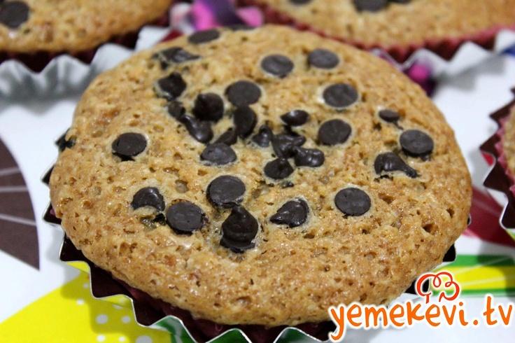 Damla Çikolatalı ve Türk Kahveli Cupcake    www.yemekevi.tv, www.facebook.com/..., www.twitter.com/..., www.youtube.com/..., www.instagram.com...