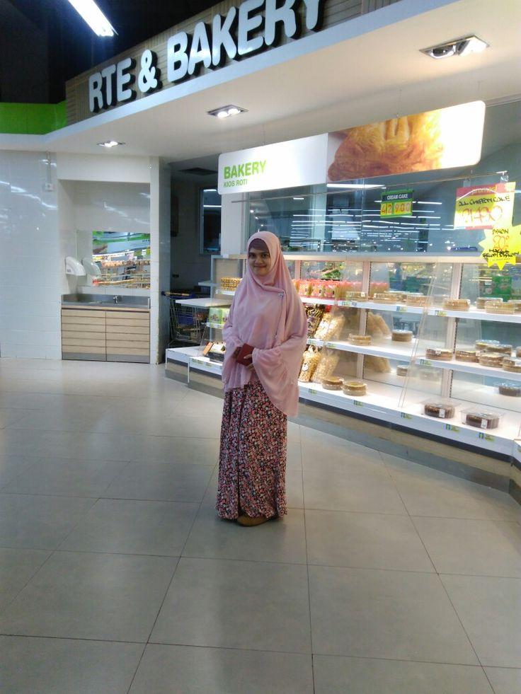 Abaya hijab.