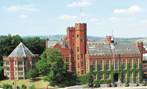 university of sheffield . . . .  . .