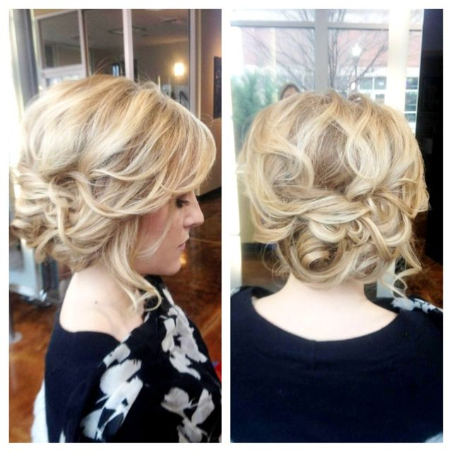 wedding updo. Really like this!
