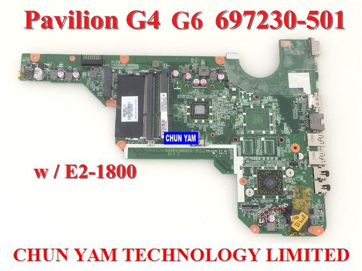 Оптовая продажа материнская плата 697230 - 501 для HP Pavilion G4 G4-2200la G4-2300la G4-2304la портативный ноутбук на системной плате 90 дн. гарантии