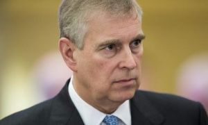 Prince Andrew strongly denied the allegations.