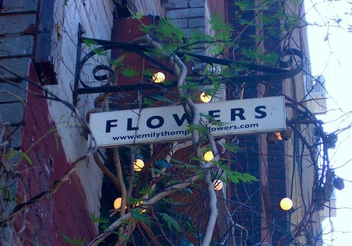 Emily Thompson Flowers: Brooklyn's Florist to the Stars Gardenista