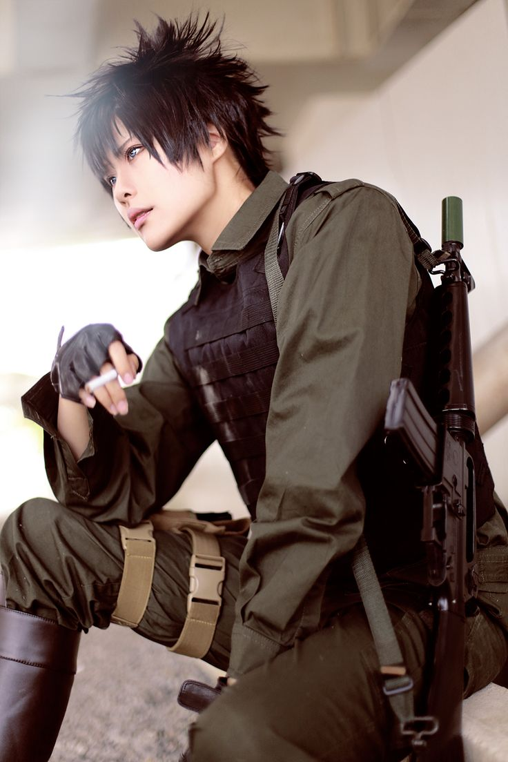 Hwangja(Hwangja) Shinya Kogami Cosplay Photo - WorldCosplay