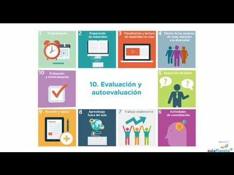 Trabajar la flipped classroom | Recurso aulaPlaneta - YouTube