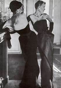 Opera Gloves and Long Gloves in 1950's Fashion