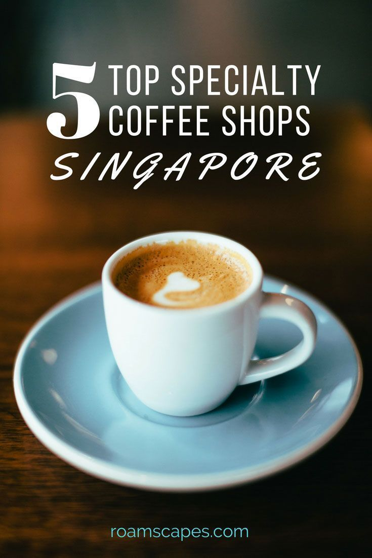 A Local S Guide To The Best Coffee In Singapore Perfect Keto Speciality Coffee Shop Keto