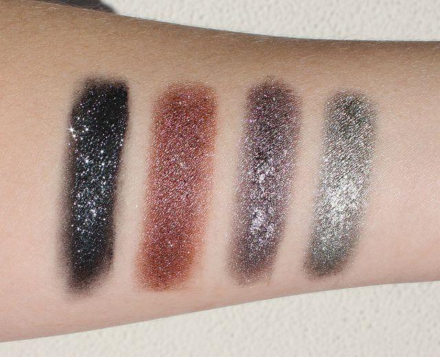 Chanel Illusion D'ombres- Mirifique, Ebloui, Illusoire, Epatant. Chanel Cream Eyeshadows.  Love her look in Ebloui