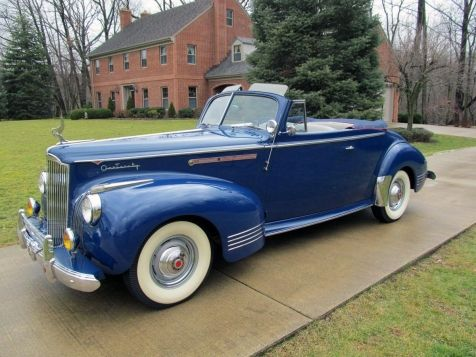 1941 Packard 120 Convertible OVERDRIVE - Image 1 of 50