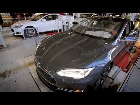 Electric Car Quality Tests | Tesla Motors Part 3 (WIRED) - YouTube