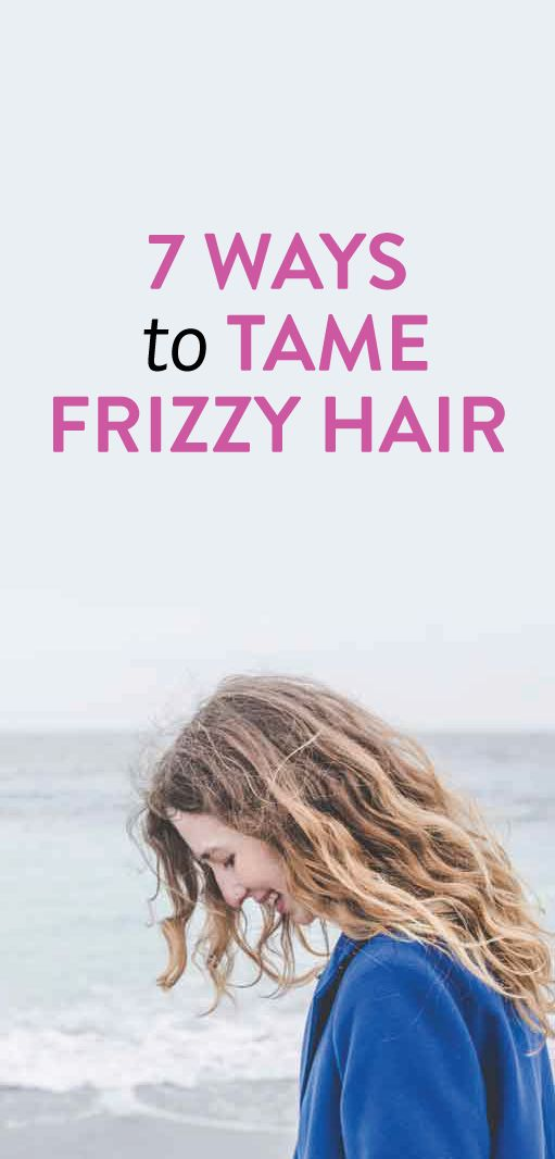 how to fix frizz hair #beauty #Hair