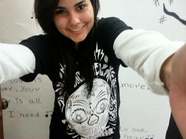 Love my PTV shirt *--*