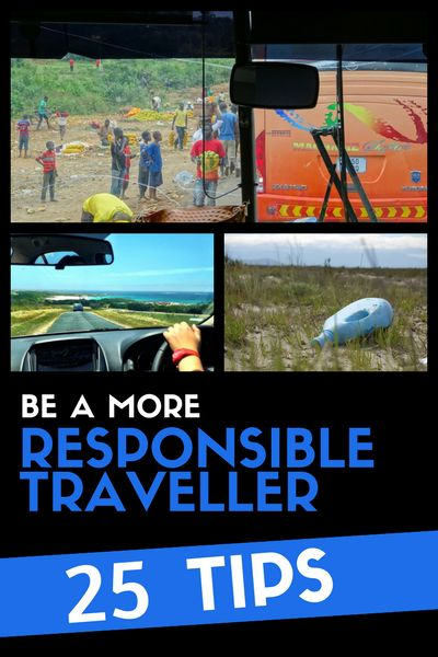 25 Tips to Be a More Responsible Traveller - My Favourite Escapes