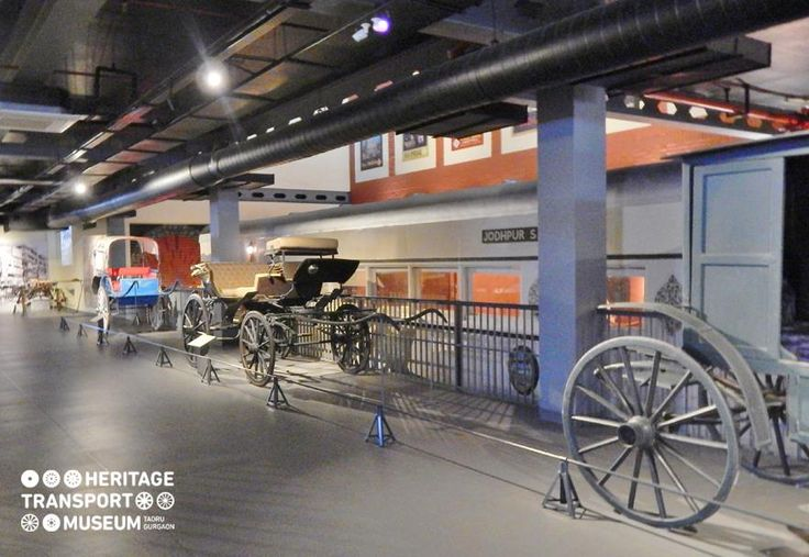 A popular means of transport of the olden days, horse drawn carriages were used as early as in the 14th century! Here's a look at the beautiful vintage horse carriages of the museum!  #vintage #horsedrawncarriage #carriage #heritage #transport #museum