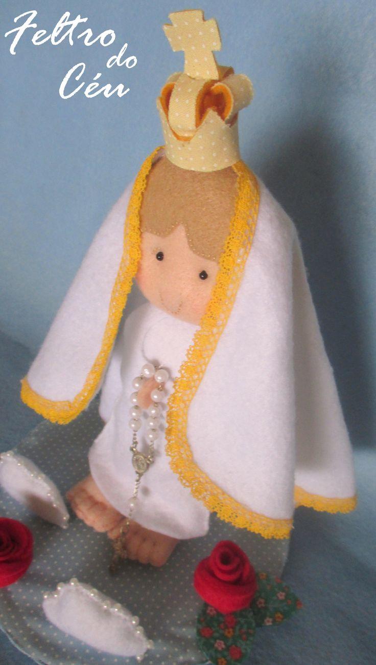 Maria, Mãezinha do Céu, Nossa Senhora de Fátima