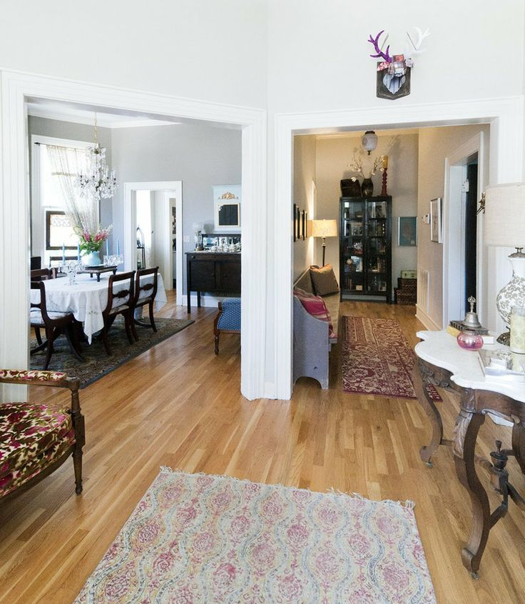 Ruthie & Will's Eclectic Nashville Charmer Home