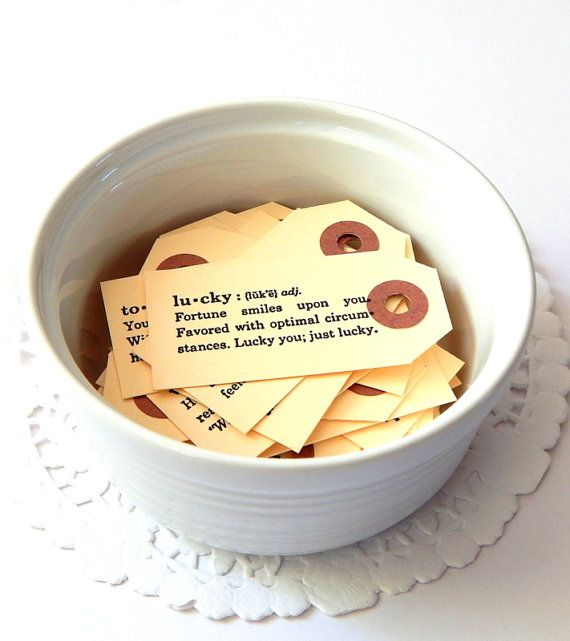Definition Scrapbook Tags. Word Tags. Word by ThePaperBasket