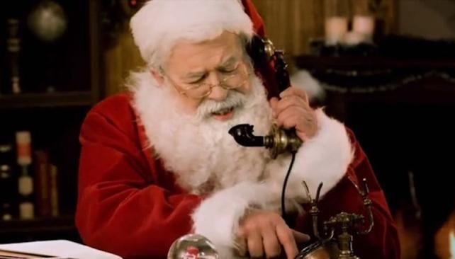 """Volvió """"El llamado de Papá Noel"""": la campaña viral que va a poner contentos a muchos niños   La Voz del Interior"""