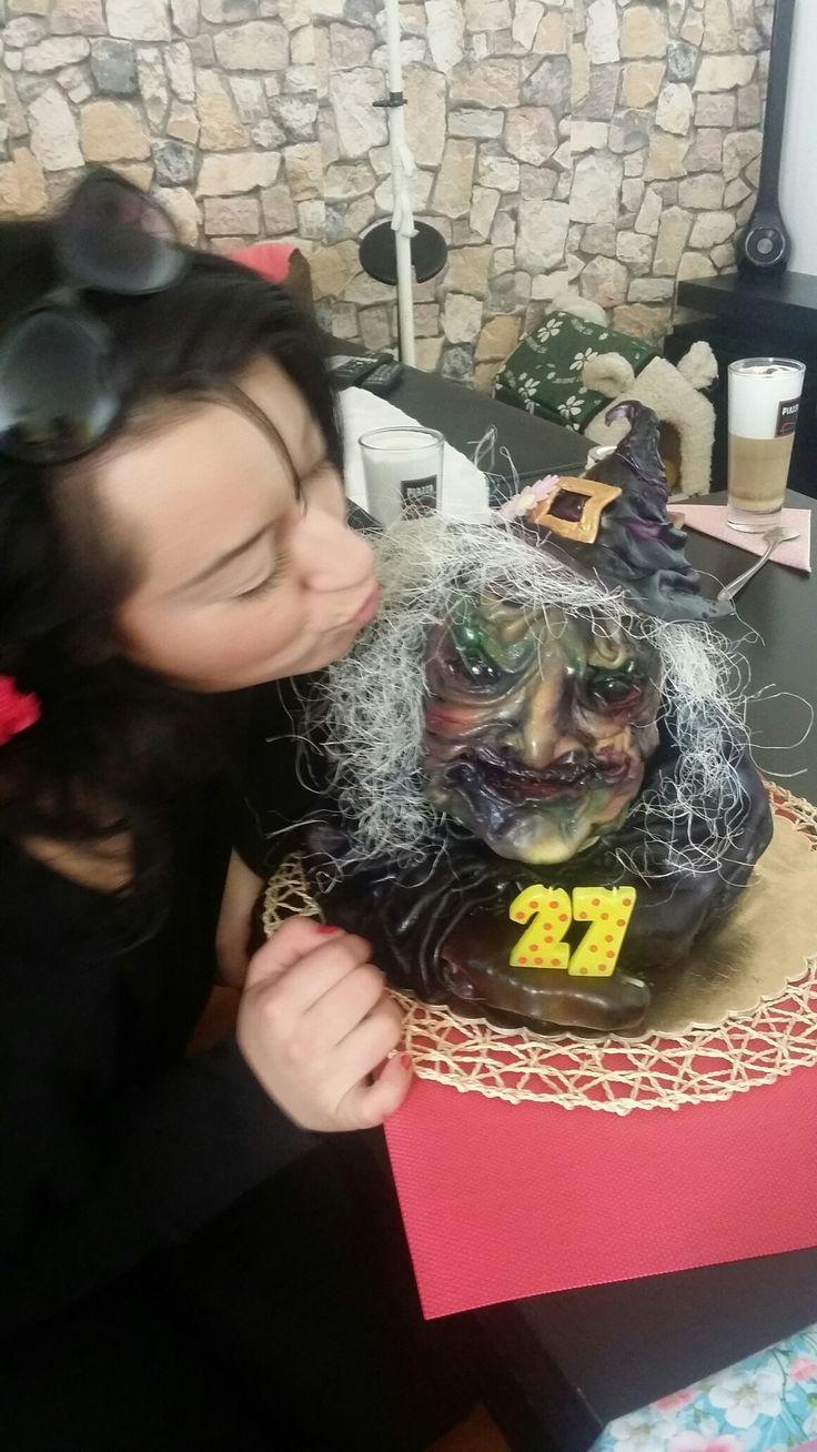 Bewitch cake-caroda