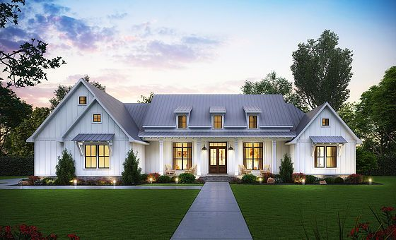 Madden Home Design Acadian House Plans French Country House Plans House Plans Farmhouse Modern Farmhouse Plans Farmhouse Style House