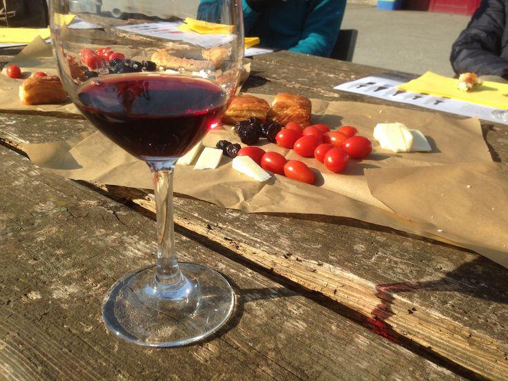 wine and local food in trigiro tours - Greece #trigiro #tour #feel #winetasting #wine #food #local #northGreece #Greece #travel