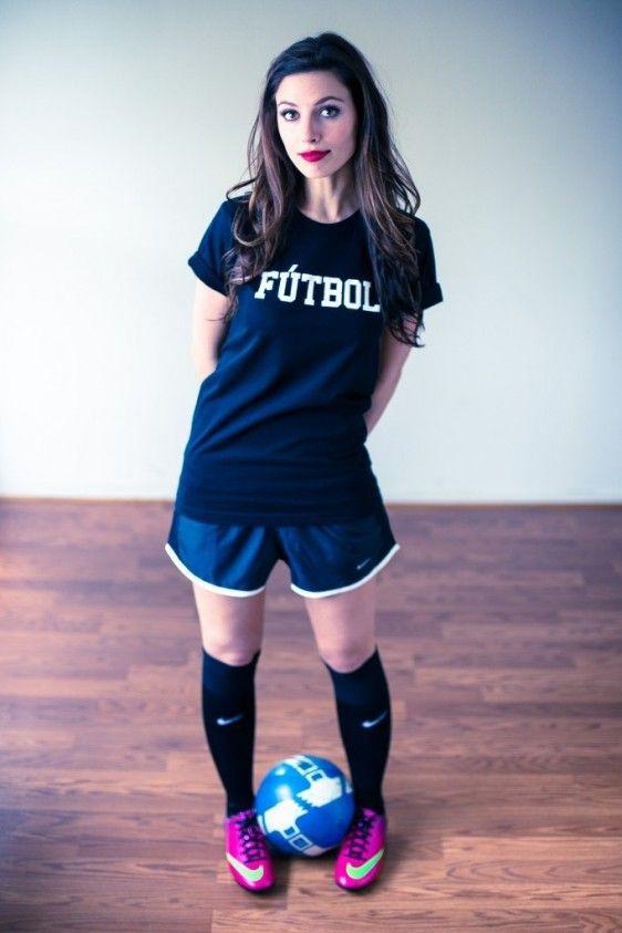 """Futbol"" tee"