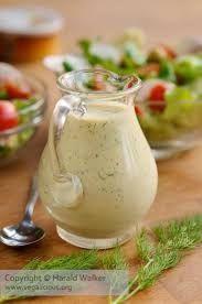 Salatsoße