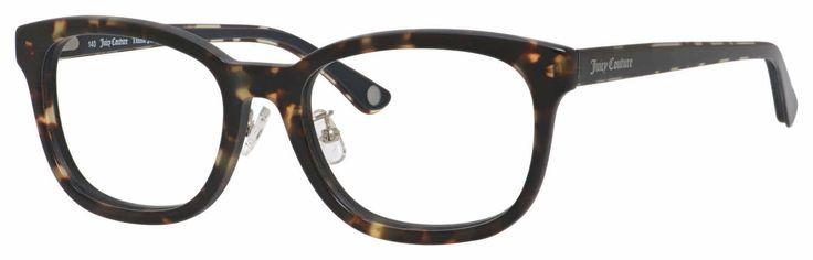 Juicy Couture Juicy 165 Eyeglasses | 50% Off Lens Promotion + 50% OFF Eyeglass Lenses - Ends Soon! | Prescription lenses, designer frame, Price Match Guarantee