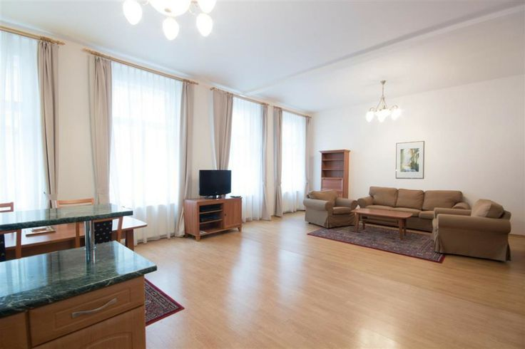 1 bedroom (3+kk) apartment for rent, Záhřebská, Prague 2, Vinohrady | Boutique Reality