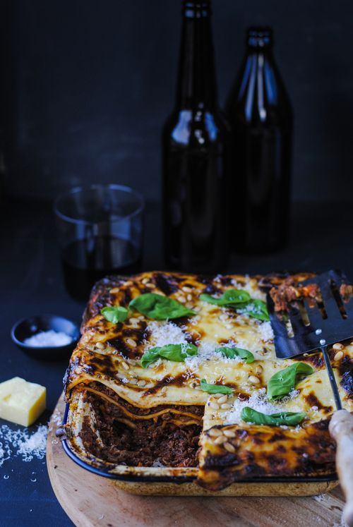 Classic Lasagne — THE HUNGRY COOK
