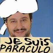 il popolo del blog,: salvini:je suis paraculo,vuole il voto dei meridio...