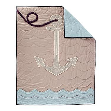 Shop High Seas Crib Bedding (Whale). Come sail away in comfort and style with this nautical crib bedding.