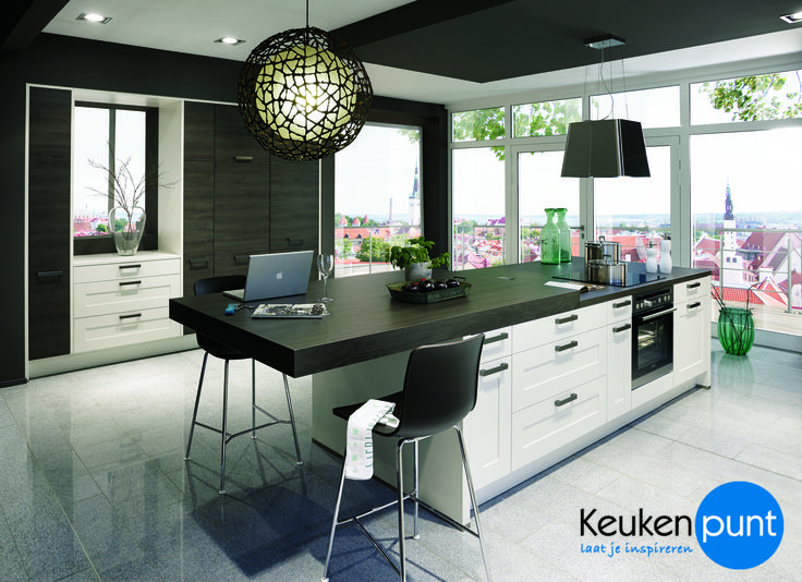 10 best Klassieke keukens images on Pinterest Kitchens, Boston and - Wandfarbe Zu Magnolia Fronten