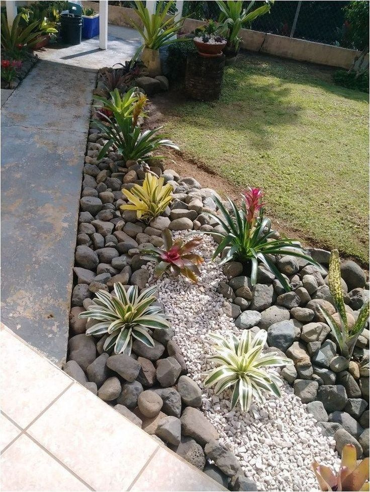 47 fascinating side yard and backyard gravel garden design on awesome backyard garden landscaping ideas that looks amazing id=95975