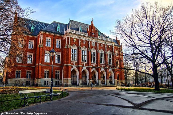 Uniwersytet Jagielloński / Jagiellonian Uniwersity