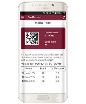 Scopri la nuova funzionalità appYgo Loyalty Punti Grazie a questa funzione i tuoi clienti potranno vedere il loro saldo punti e gli sconti ottenibili al raggiungimento di determinate soglie. L'esercente può tramite il pannello di amministrazione definire scontistiche e soglie. L'esercente verrà inoltre dotato di una apposita App con la quale potrà, inquadrando il QRCode sullo smartphone del cliente, scaricare i punti.  Visita il nostro sito: http://www.appygo.it/it/come-funziona/