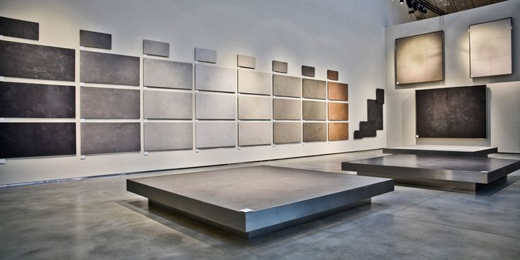 MAROCCHI since 1821 display units, exhibition stand design and showroom design