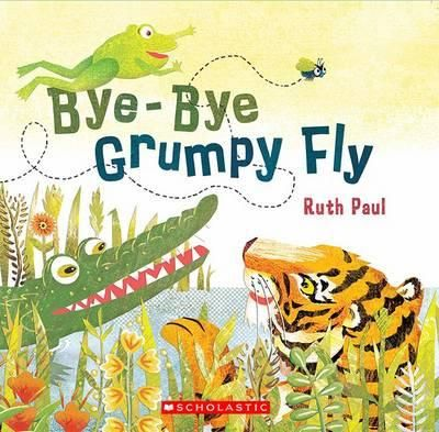 Its a grey old rainy day and a grumpy fly wends his way through raindrops and lilypads, past crocodiles and tigers,escaping death by the skin of his teeth!