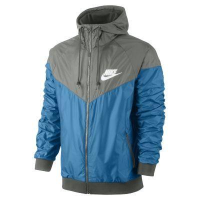 Nike Windrunner Men\'s Jacket - Vivid Blue