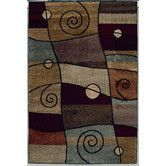 Found it at Wayfair - Shaw Rugs Accents Percussion Ebony Rug