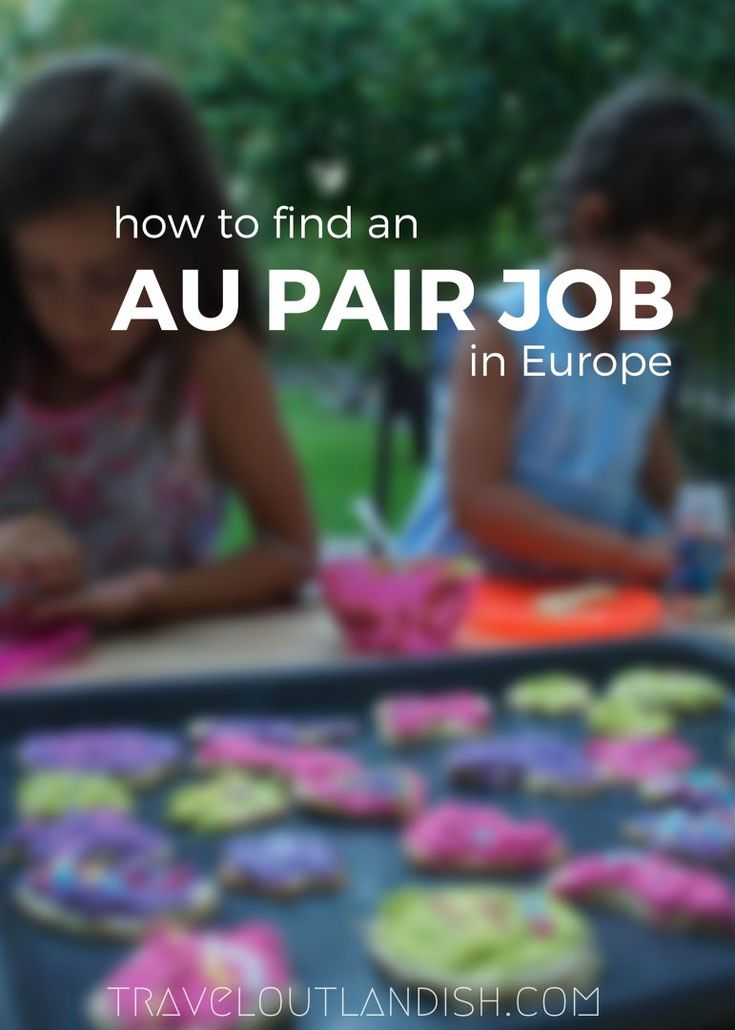 Want to experience life with a local family? Tips, resources, and everything else you need to know about finding an au pair job in Europe!