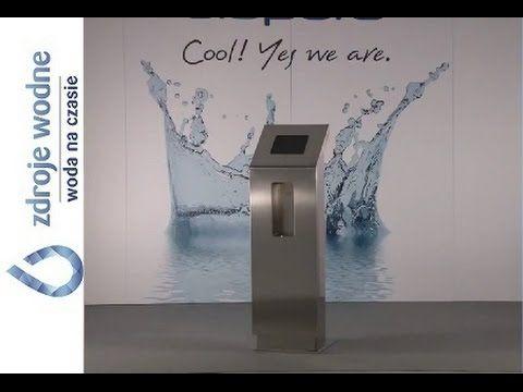 Zdrój chłodzonej wody pitnej, stojący, BCC-1 30