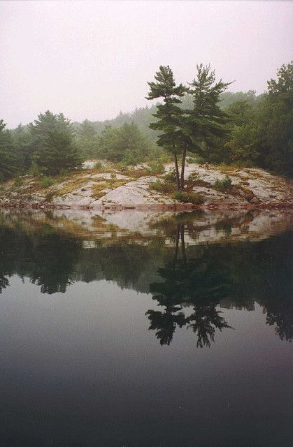 ontario, canada. killarney provincial park...love it here.