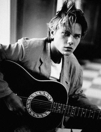 I would never, never do anything unless I believed in it.   River Phoenix